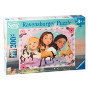 Ravensburger - Adventure With Lucky Puzzle 200pce