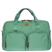 Bric's - X-Travel Holdall w/Pockets Sage Green