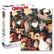 Aquarius - Gremlins Collage Puzzle 500pce