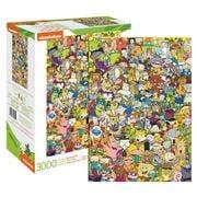 Aquarius - Nickelodeon Cast Puzzle 3000pce