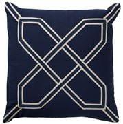 Paloma - Navy Nantucket Cushion 50x50cm
