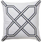 Paloma - Nantucket Cushion Navy 50x50cm