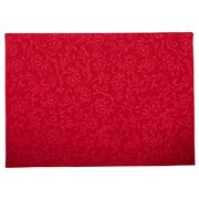 Ogilvies Designs - Le Jardin Placemat Red 33x45cm