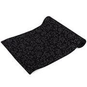 Ogilvies Designs - Le Jardin Tablerunn Black 33x150cm
