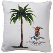 Paloma - Colonial Palm Cushion 50x50cm