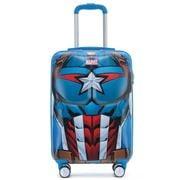 Marvel - Captain America Wheelaboard Spinner Case 50cm