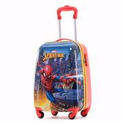 Marvel - Spiderman Wheelaboard Spinner Case 45cm