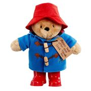 Paddington - Paddington Bear w/Boots, Hat & Duffle Coat 22cm
