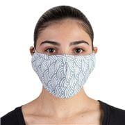 Element Mask - Adult Mask Zen Silver