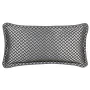 Davinci - Lancaster Long Cushion Silver 30x60cm