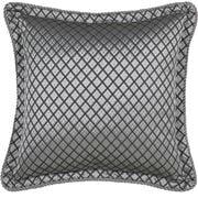 Davinci - Lancaster Square Cushion Silver 41x41cm