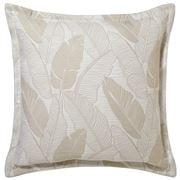 Logan & Mason - Tahiti Tan European Pillowcase 65x65cm