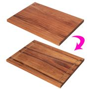 Big Chop - Compact Carving Board Blackwood 40x29cm