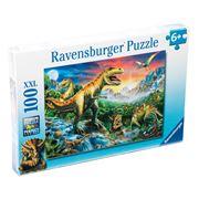 Ravensburger - Dinosaur Age Jigsaw Puzzle 100pce