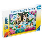 Ravensburger - Magical Fairy Night Puzzle 100pce
