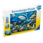 Ravensburger - Shark Reef Puzzle 100pce