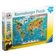 Ravensburger - Animals Of The World 300pc