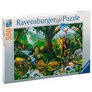 Ravensburger - Harmony In The Jungle 500pc