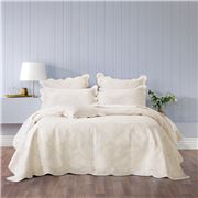 Bianca - Belle Queen Bedspread Set 3pce