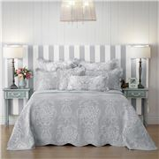 Bianca - Florence Grey King Bedspread 3pce