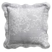 Bianca - Florence Grey Square Cushion