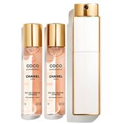 Chanel - Coco Mademoiselle Intense Mini Twist & Spray 3x7ml