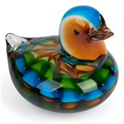 Zibo - Coloured Glass Duck