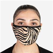 Element Mask - Adult Mask Zebra Caramel