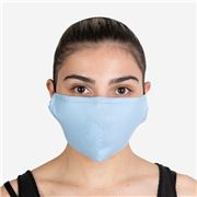 Element Mask - Adult Mask Light Blue