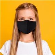 Element Mask - Kids Mask Black