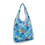 Eco-Chic - Foldaway Shopper Blue Seashells