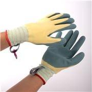 Treadstone - Water Tight Garden Glove Light Blue/White Med