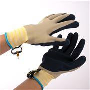 Treadstone - Water Tight Garden Glove Dark Blue/White Large