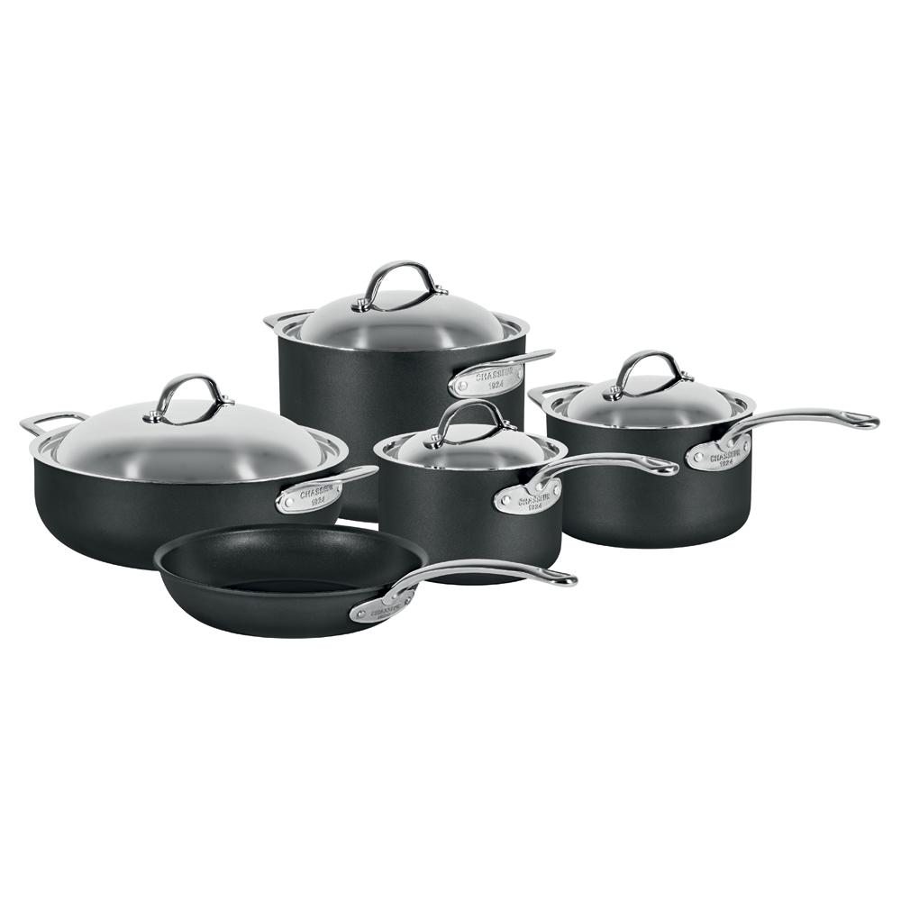 NEW Chasseur Cinq Etoiles Cookware Set 5pce