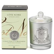 Cote Noire - Persian Lime & Tangerine Silver Candle 185g