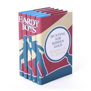 Collectors Library - Hardy Boys Set 5pce