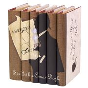 Collectors Library - Sherlock Holmes Set 6pce