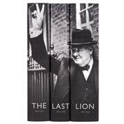 Collectors Library - Winston Churchill Set 3pce