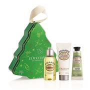 L'Occitane - My Sweet Essentials Almond Tree Ornament 3pce