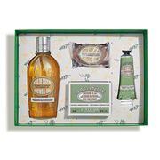 L'Occitane - Delicious Almond Gift Collection 4pce
