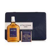 L'Occitane - L'Occitane Men's Collection Gift Tin 2pce