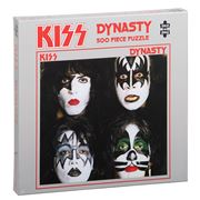 Rock Saws - Kiss Dynasty Puzzle 500pce