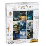 Aquarius - Harry Potter Travel Posters Puzzle 1000pce