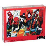 Aquarius - Marvel Spider-Man Timeline Puzzle 1000pce