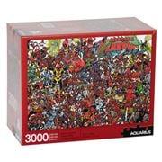 Aquarius - Marvel Despicable Deadpool Puzzle 3000pce