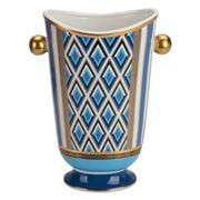 Baci Milano - 5th Avenue Vase 1 Navy