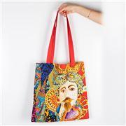 Baci Milano - Cotton Bag Le Gioie Red Mood