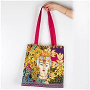 Baci Milano - Cotton Bag Le Gioie Purple Mood