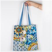 Baci Milano - Cotton Bag Milano Blue