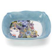 Baci Milano - Porcelain Roaster Small Ocean